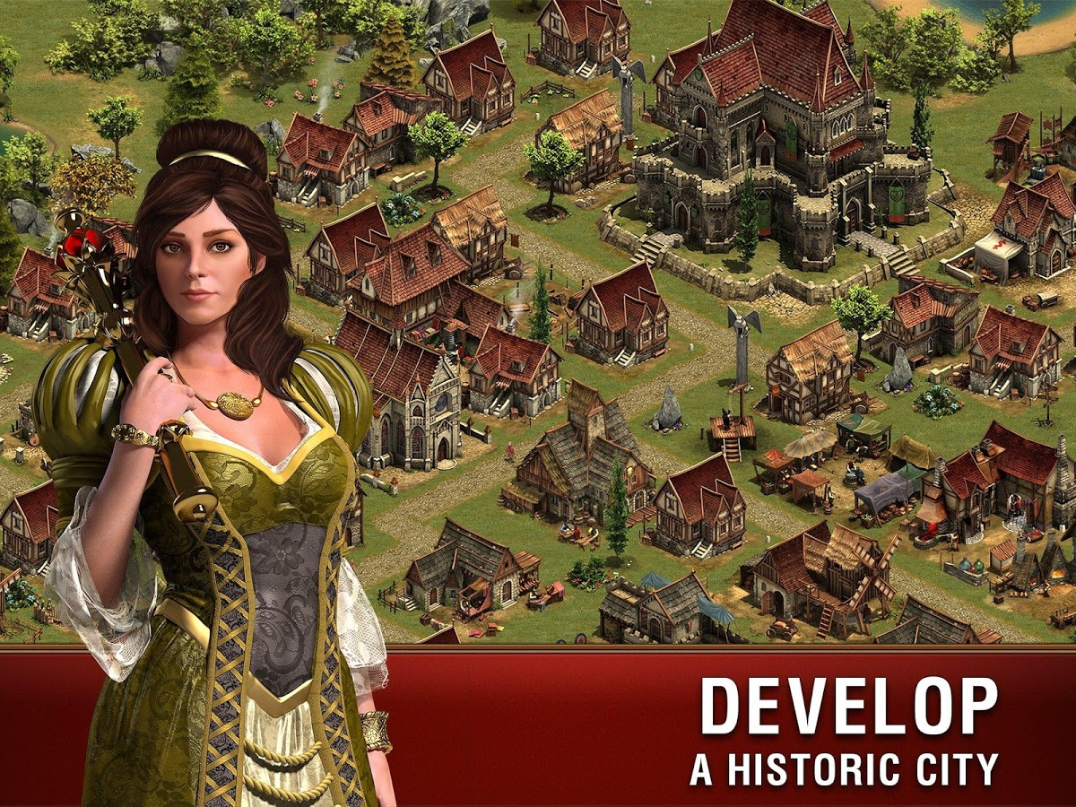 Forge of Empires – Kings Of Games